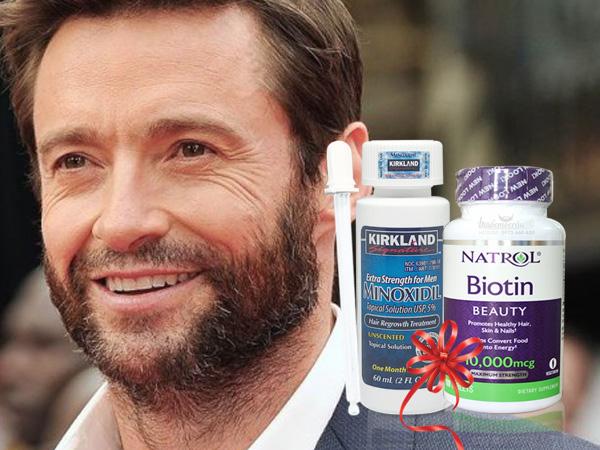 Thuốc mọc râu Biotin - hỗ trợ mọc râu nhanh và hiệu quả