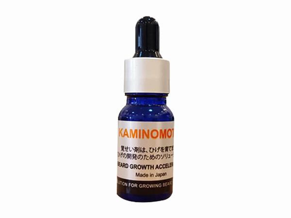 Hình ảnh lọ thuốc mọc râu Kaminomoto