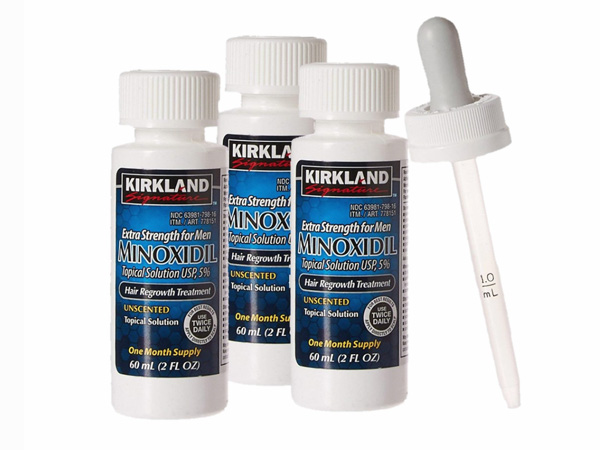 Thuốc mọc râu Minoxidil xuất xứ từ Mỹ
