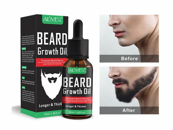 Thuốc mọc râu Beard Growth Oil có xuất xứ từ Mỹ