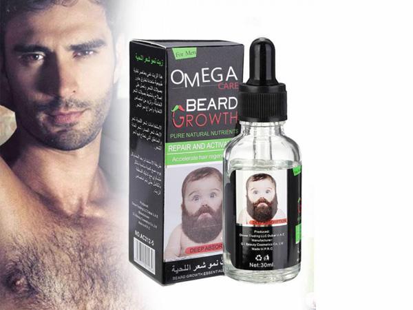 Thuốc mọc râu Beard Growth Oil - kích thích mọc râu hiệu quả